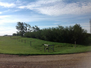 2 acres 25 min on good hwy from swift