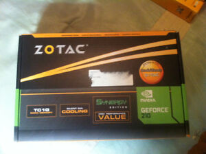 zotack geforce 210