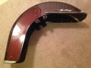 Harley Davidson Heritage Classic front fender