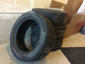 Dunlop winter maxx TIRES Kitchener / Waterloo Kitchener Area image 1