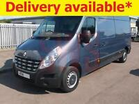 2014 Renault Master LM35 DCi 125 2.3 DAMAGED REPAIRABLE SALVAGE
