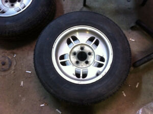 Ford Alloy Rims