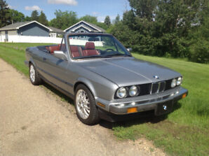 1987 BMW 3-Series 325iC Convertible
