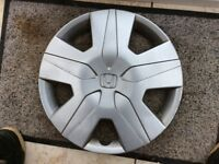 Honda Civic wheel trim