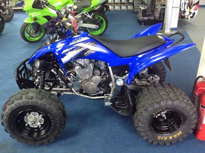 yamaha raptor 250cc road legal quad in poole dorset gumtree. Black Bedroom Furniture Sets. Home Design Ideas