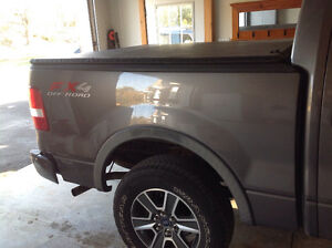 2004-2008 F150 5 ft 6 box and tailgate