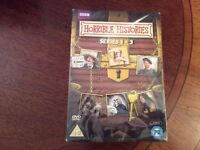 NEW SEALED HORRIBLE HISTORIES: COMPLETE SERIES 1-3 BOX SET