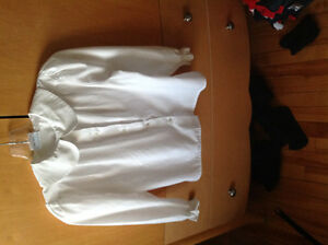 Chemise claudine taille 4