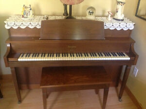 Nice apartment sized piano