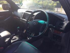 Toyota Land Cruiser 3.0 D-4D LC4