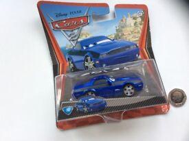 Diecast Disney Cars 2, Rod 'Torque' Redline, -njo