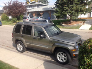 2005 Jeep Liberty TRAIL RATED SUV, Crossover