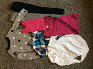 Back to School Girls Clothing Lot - Size 7/8