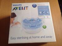 New Philips avent steriliser for sale