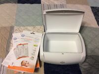 Prince Lionheart Wipes Warmer and replacement pillows