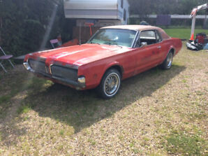 "1967 Mercury Cougar ""REDUCED"""