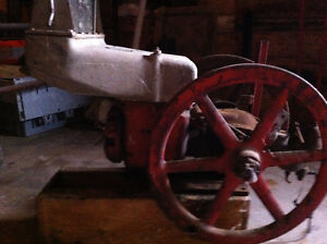 Railroad pump car engine made by Renfrew $950 obo calls only