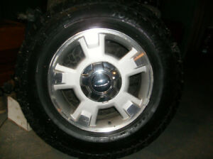 Ford 17in Tires and rims