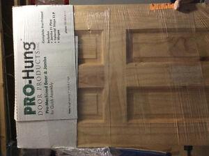 New Custom Knotty pine interior door