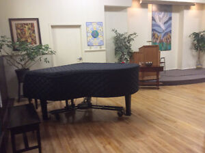Beautiful space for rent at Unitarian Church