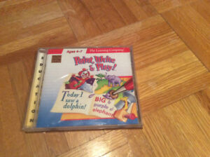 Educational CD and DVD for babies & youngsters