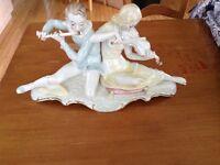 Antique Hutschenreuther Selb Figurine