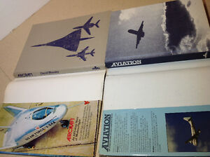 2 vintage aviation books from 1973 & 1978 Cambridge Kitchener Area image 5