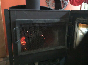 Screen for Pacific Energy Fusion Stove