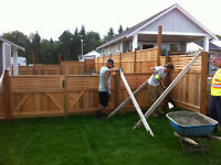 Landscaping and Lawn Mowing