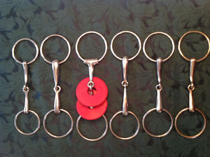 Silver Screen Tack Dispersal - Bits - $15.00 Or Best Offer! Peterborough Peterborough Area image 2