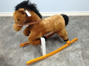 Rocking Horse, with sound