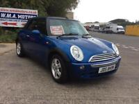 Mini Mini 1.6 ( Chili ) Cooper convertible **FINANCE AVAILABLE**