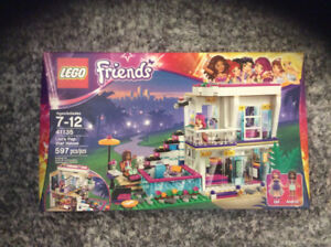 Lego Friends Levi's Pop Star House