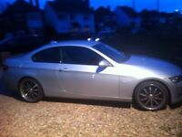 Lovely 2007 BMW E92 320D SE coupe diesel for sale