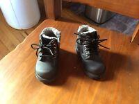 Size 5&1/2waterproof winter boots