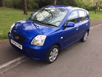 2004 Kia Picanto 1.0 GS-25,000-1 owner-12 months mot-£30 tax-great value