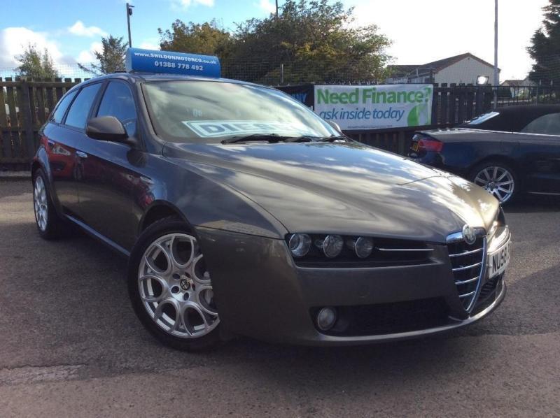 2008 Alfa Romeo 159 1.9 5dr