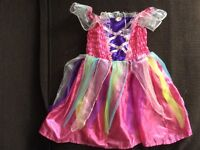 Fairy Dressing up Costume Outfit Dress Size 3-4 Years