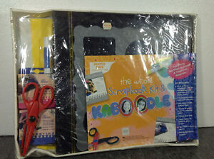 The Whole Scrapbooking Kit & Kaboodle Cambridge Kitchener Area image 4