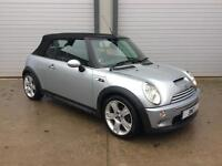 2005 MINI Convertible 1.6 Cooper S 2dr