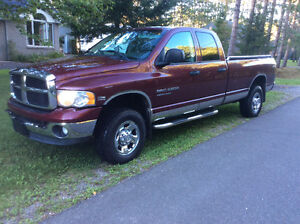 2003 Dodge Power Ram 2500 Slt hd Camionnette