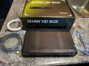 Shaw Motorola DCX3200-M HD Cable Box