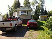mobile home for sale  (MOVING OUT OF THUNDER  BAY )
