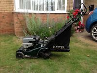 Halter Harrier 41 lawnmower