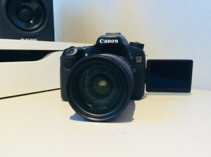 Canon 70D with 28-75mm f/2.8 Lens