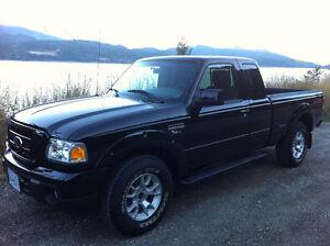 2011 Ford Ranger FX4 Pickup Truck