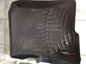 FORD F-150 WEATHER TECH FLOOR MATS