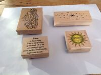 Rubber Stamp Collection