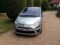 2007 Citroen Picasso hdi only 60000 fsh
