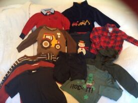 Great bundle boys clothes 2-3 Years VGC Debenhams, Next, TU, F&F